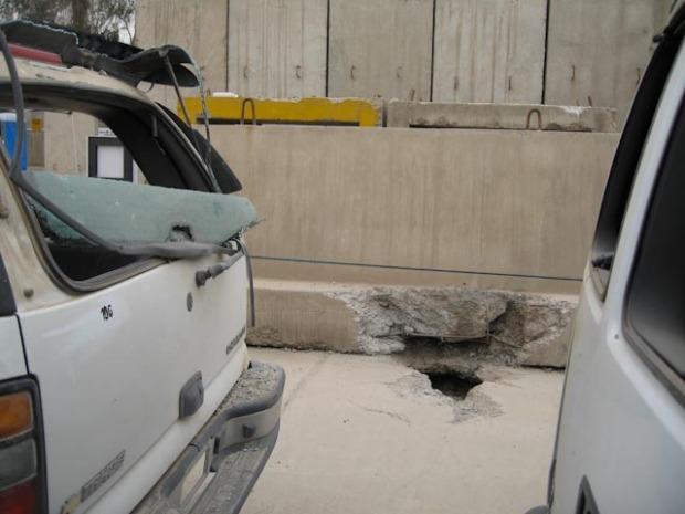 iraq bunker
