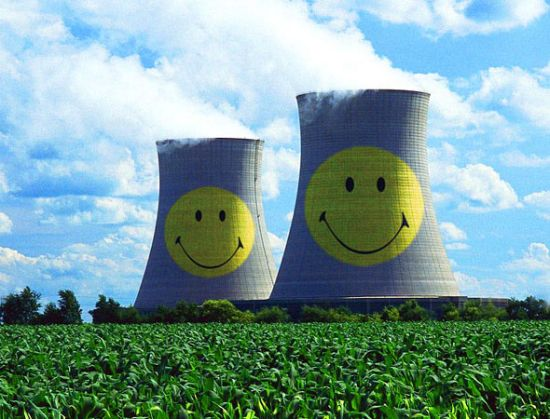 nuclear power safe
