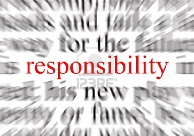 are we responsible?