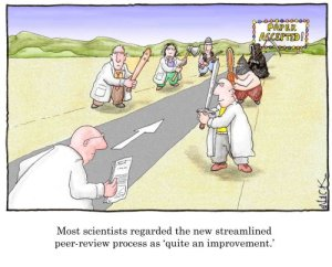 science peer review