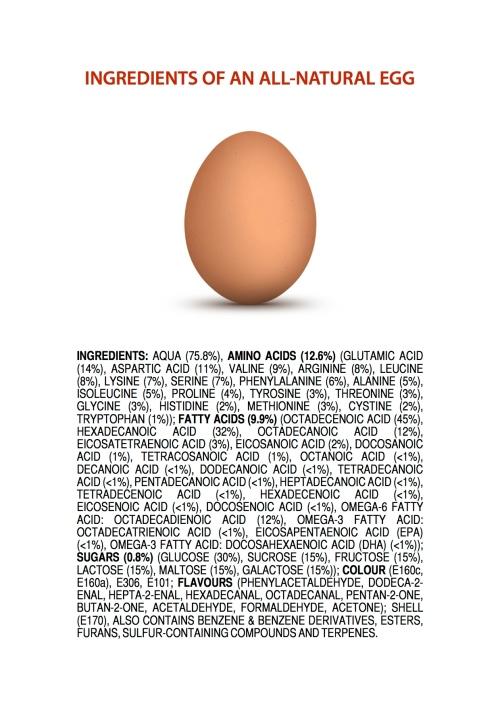 all natural egg